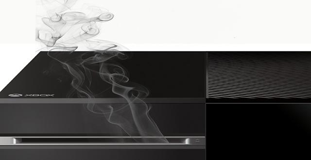 Z Xboxu se kouří